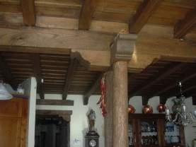 Falsas vigas de madera falsas vigas de madera with falsas - Vigas decorativas huecas ...